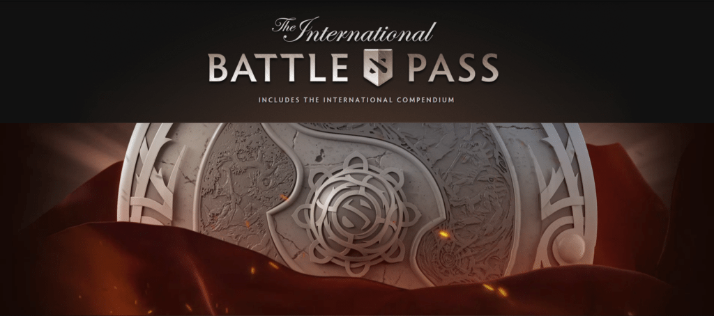 Dota 2 - TI6 Battle Pass