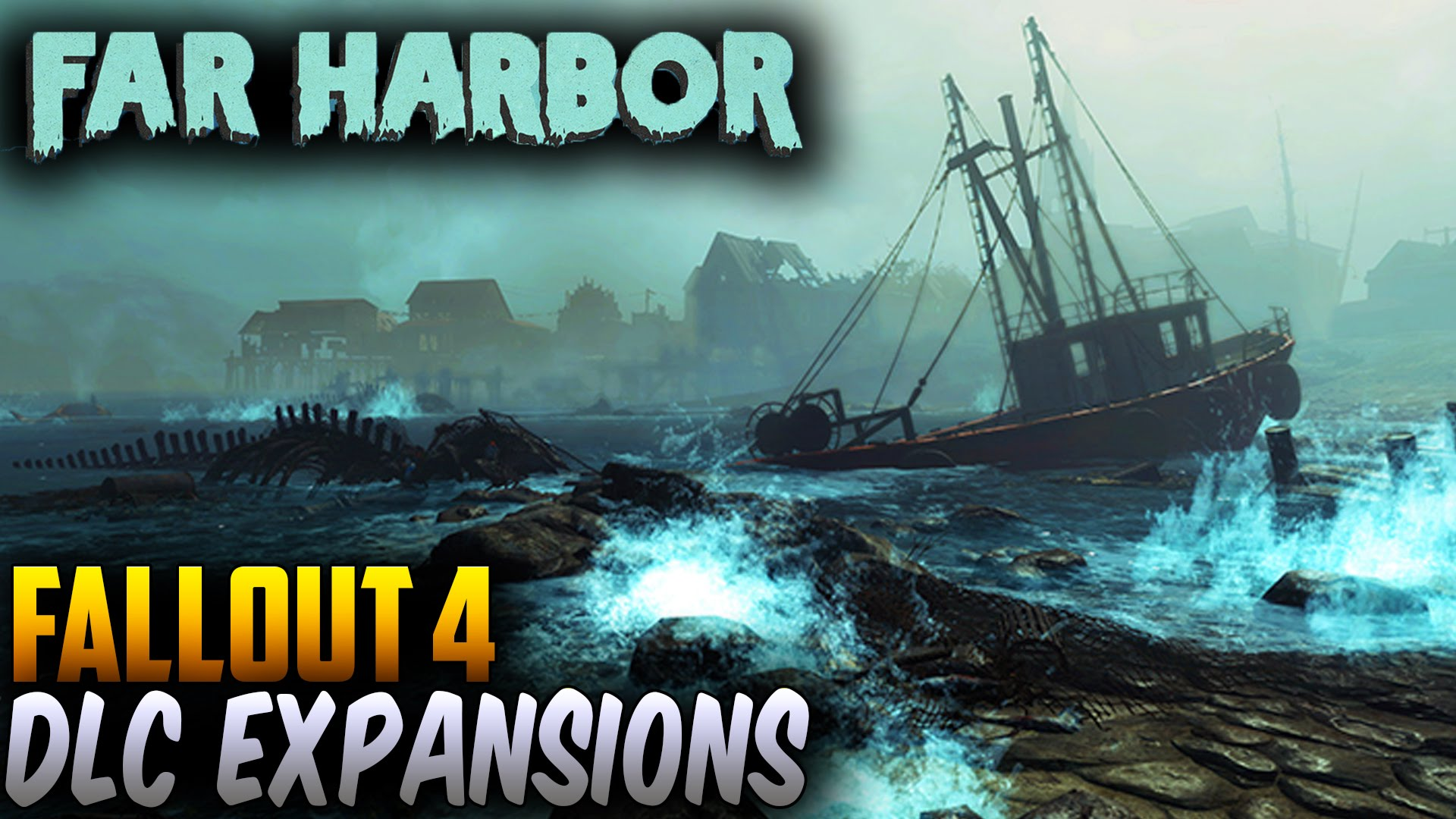 Fallout 4 Far Harbor Dlc Is Ready To Download Mmoexaminer