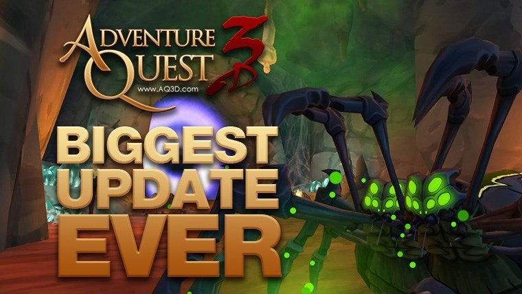 Adventure Quest 3D - Biggest Update Ever