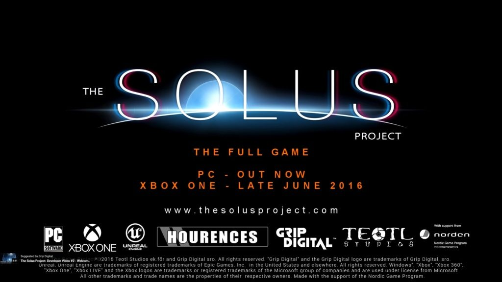 The Solus Project - Logo