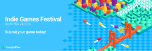 Google Indie Game Festival