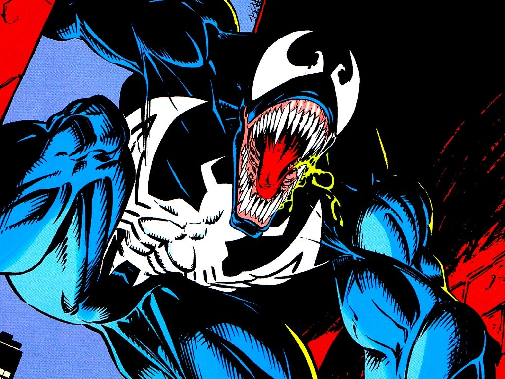 Venom And Spider Man Face Off Once Again Mmoexaminer