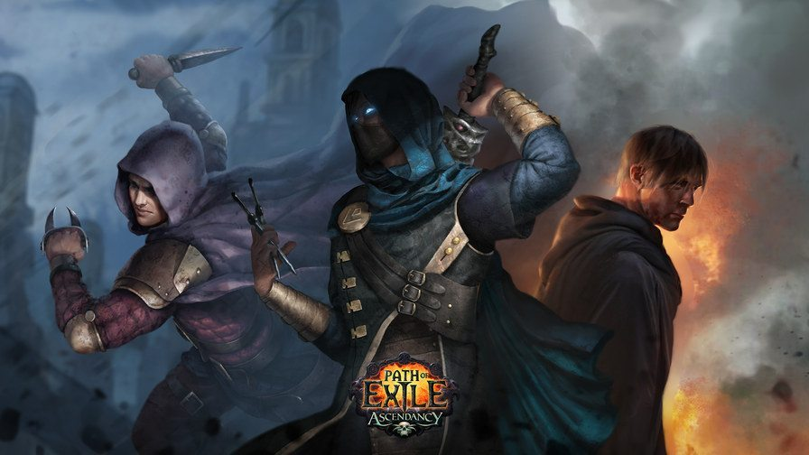 Path Of Exile Wallpaper: Path Of Exile: Helmets On Sale, Free Mystery Boxes