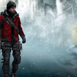 The Division Cold Enviornment