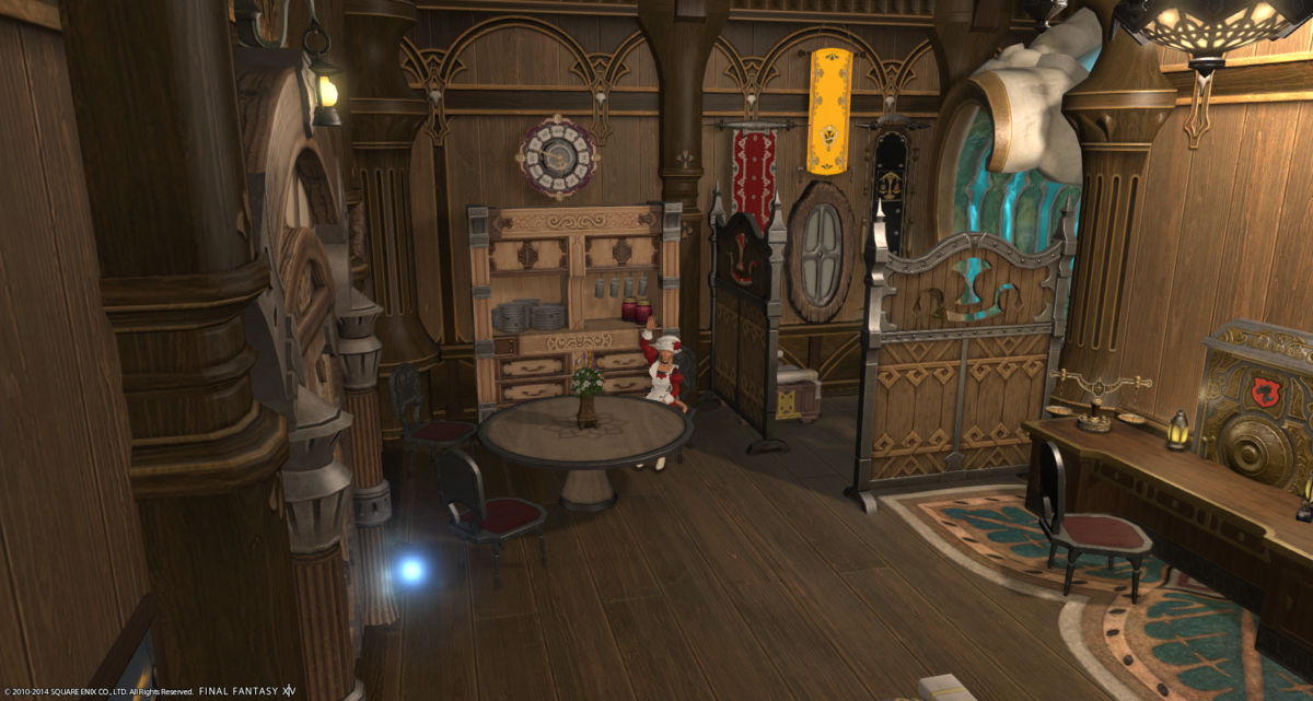 Final Fantasy Xiv Home Makeover Contest Mmoexaminer