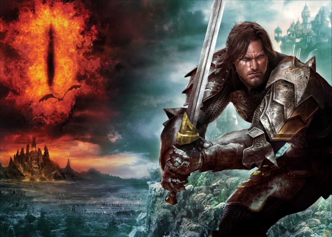 Lord Of The Rings Online MMORPGs