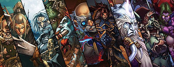 World of Warcraft Leaders