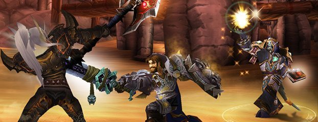 World of Warcraft PVP MMORPG