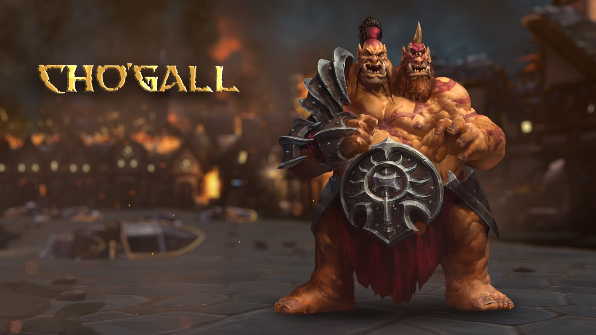 Cho'Gall Heroes of the Storm