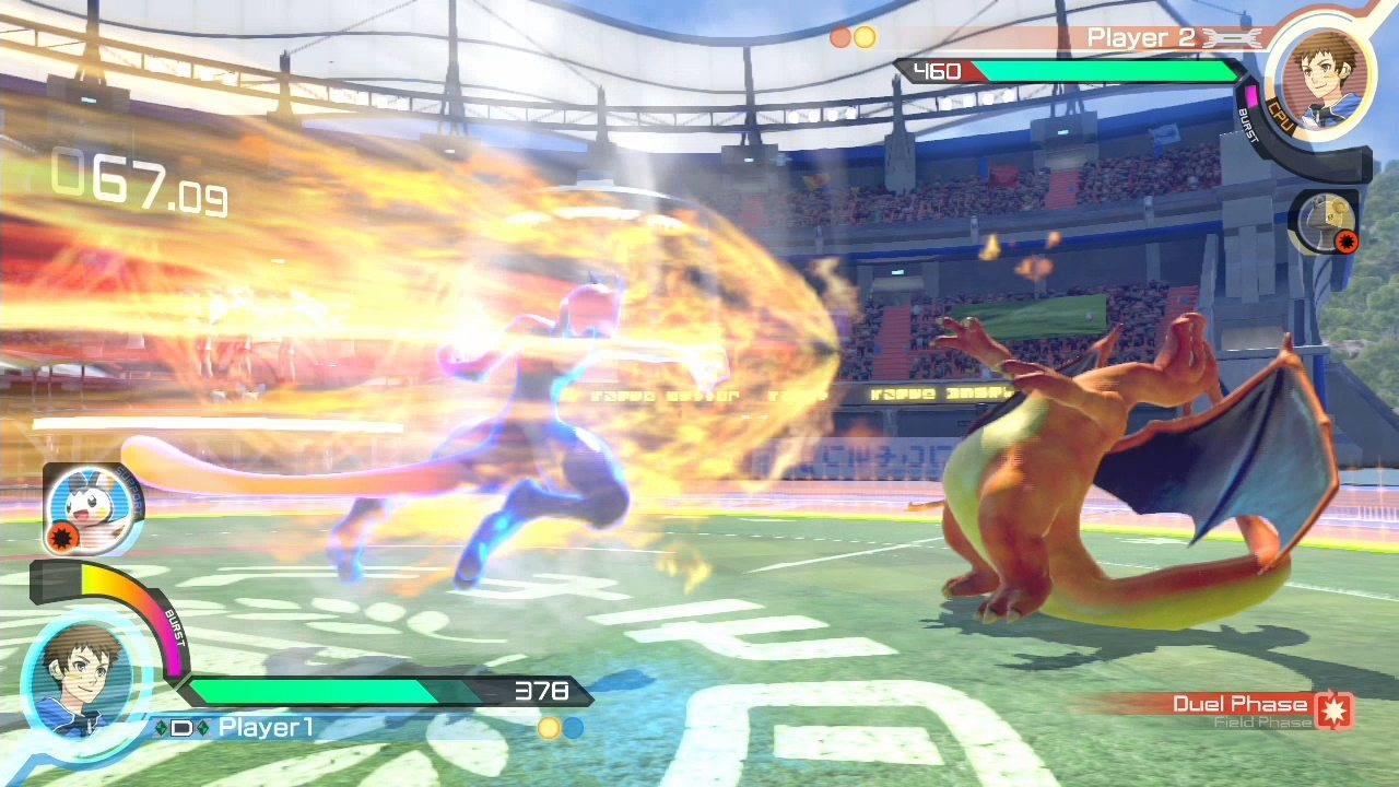 Pokemon Pokken Tournament