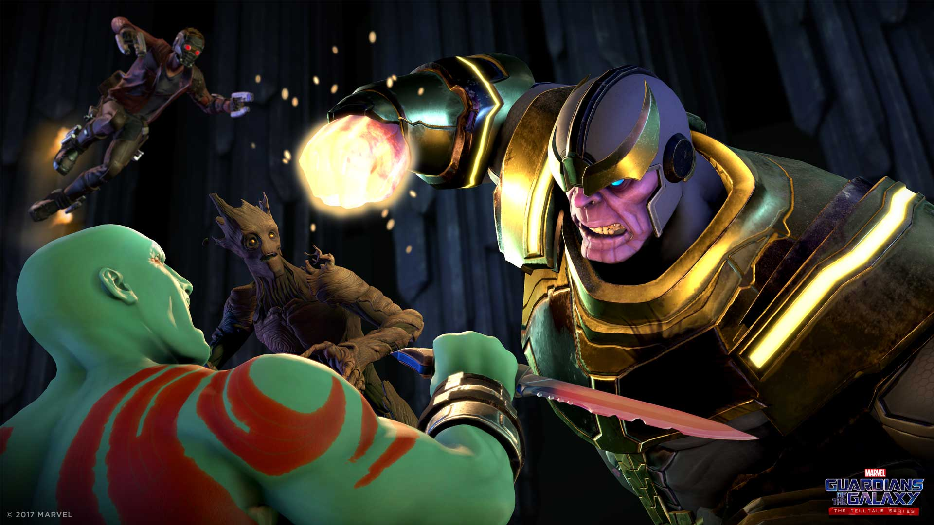 Guardians of the Galaxy Telltale Release Date - MMOexaminer