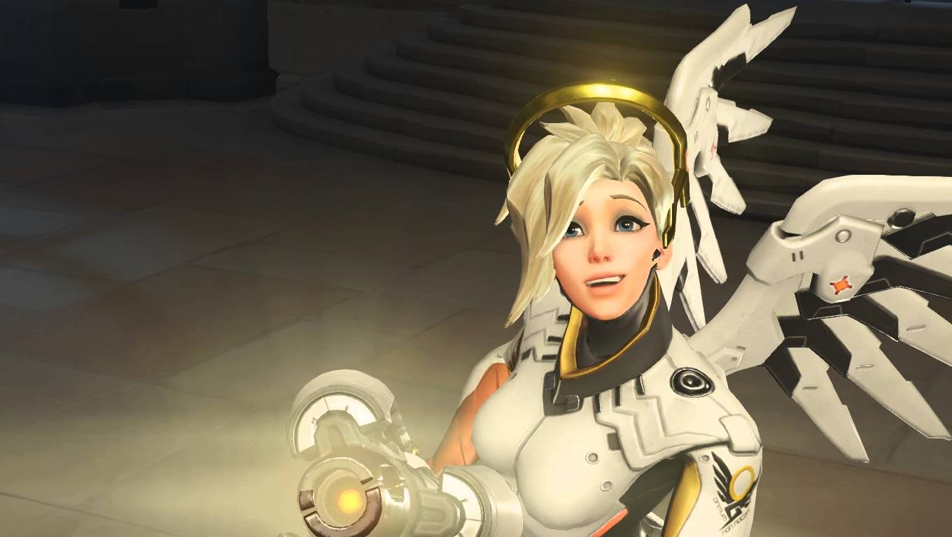 Mercy - Healer Roles in Overwatch - MMOExaminer