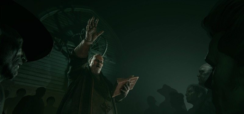 Outlast 2 Sullivan Knoth