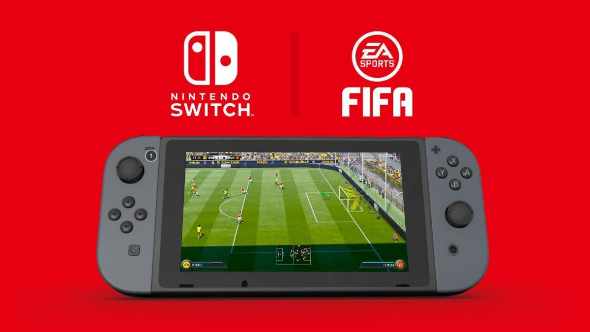 nintendo switch fifa