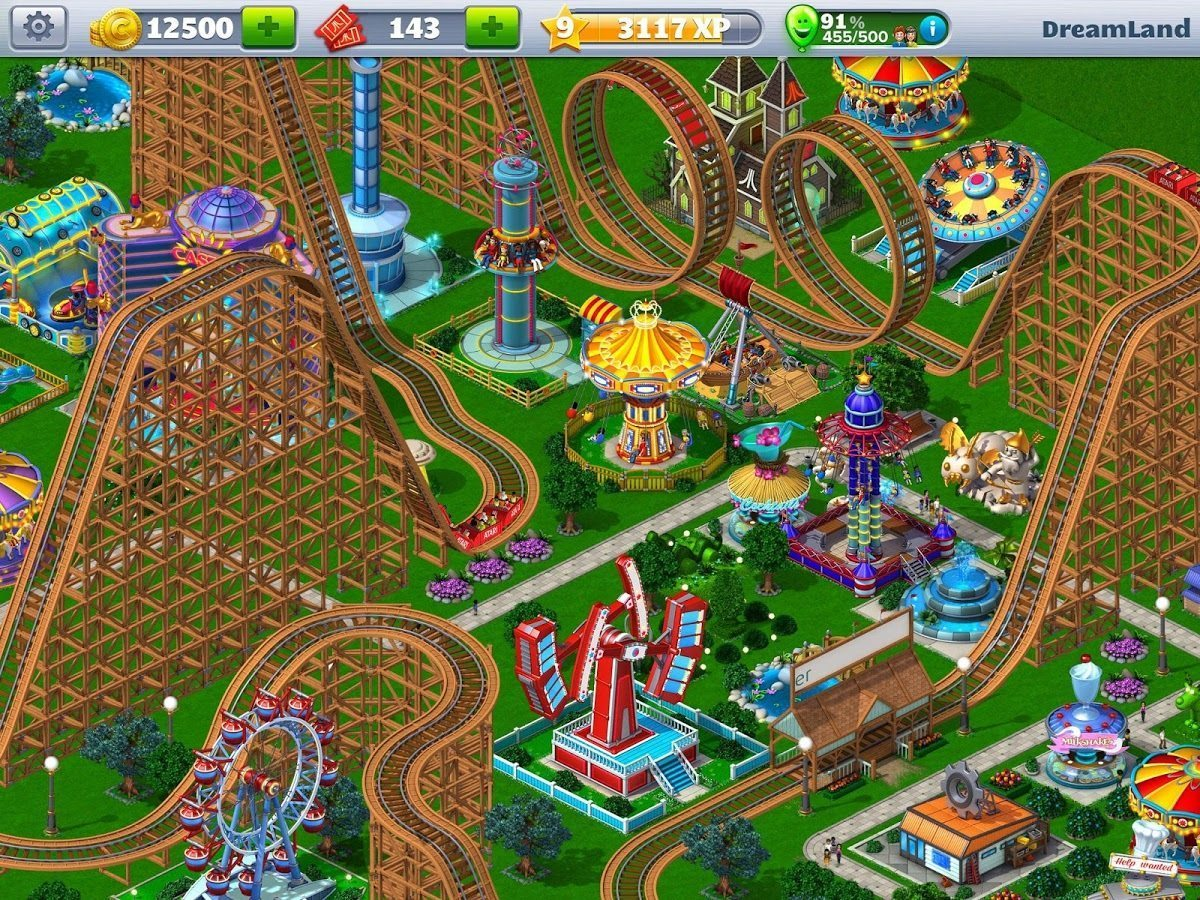 Game patches: rollercoaster tycoon patch us | megagames.