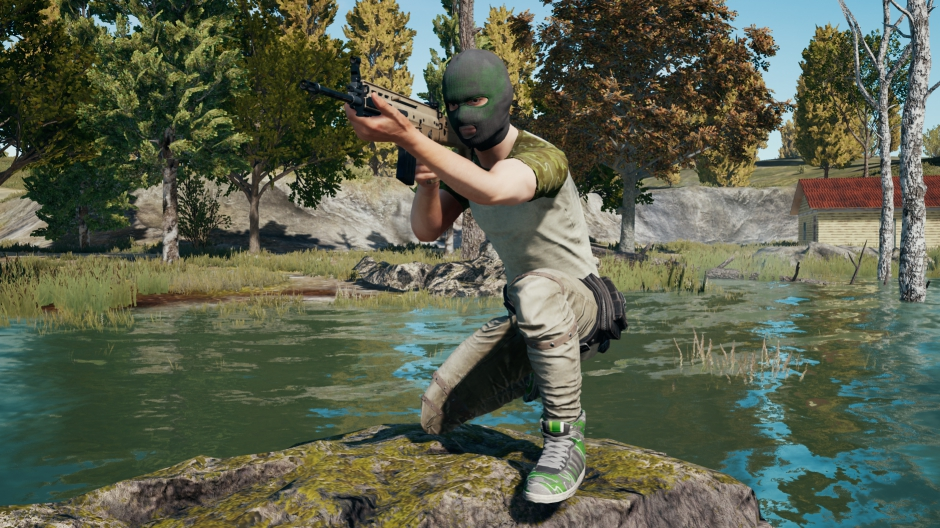 Pubg Hero By Gilbertgraphics: Could PUBG Benefit From Cross-Play On Xbox One?